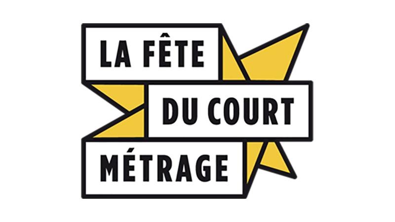 Fête du Court-Métrage logo
